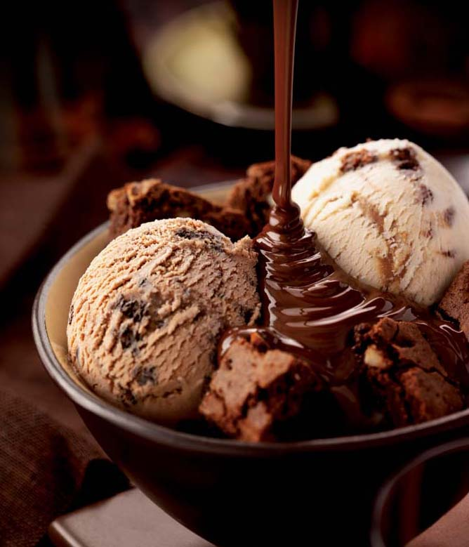Haagen Dazs Chocolate Midnight Cookies Calories