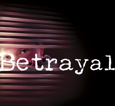 betrayal essay story