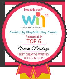 Blog Adda Award