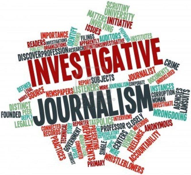 Dangers of journalism