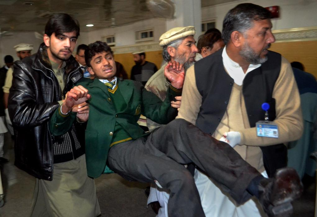 Peshawar Army Public School Attack