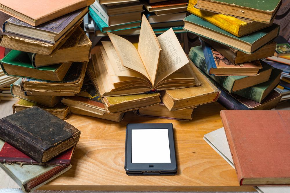 Paperback vs eBooks