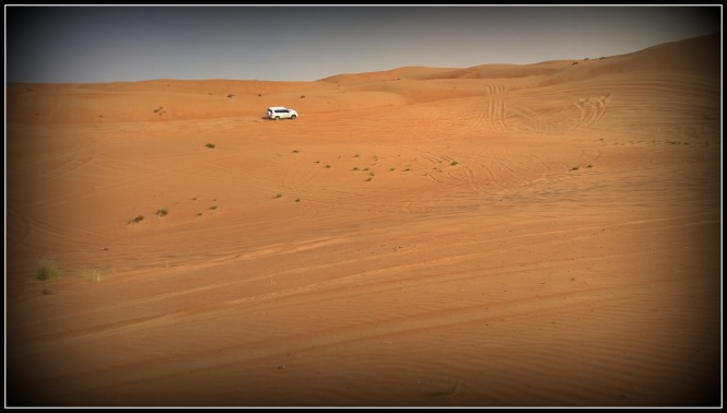 Dune bashing time..