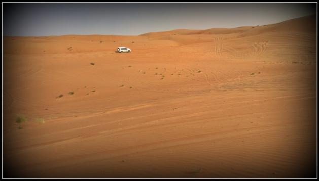 Dune bashing time..