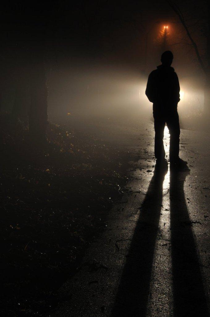 Stranger in the night..