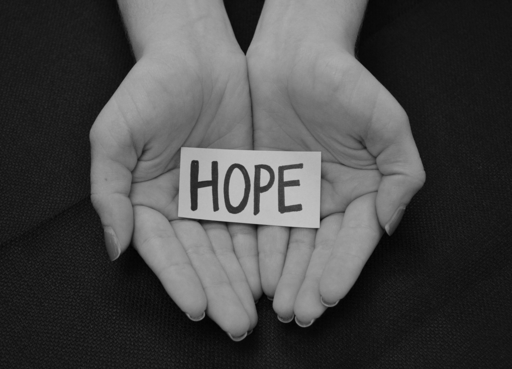 Hope is all we have..