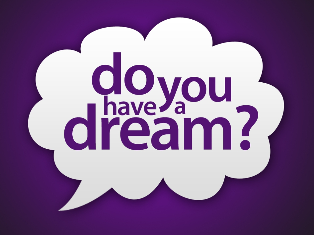Can positive dreams turn into reality?