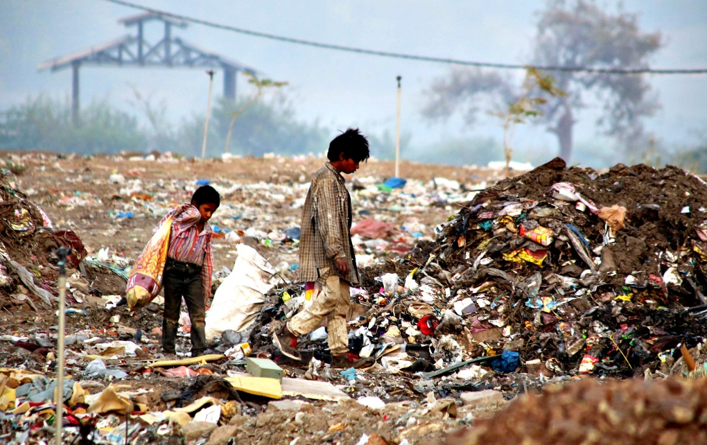 A day in the life of a ragpicker