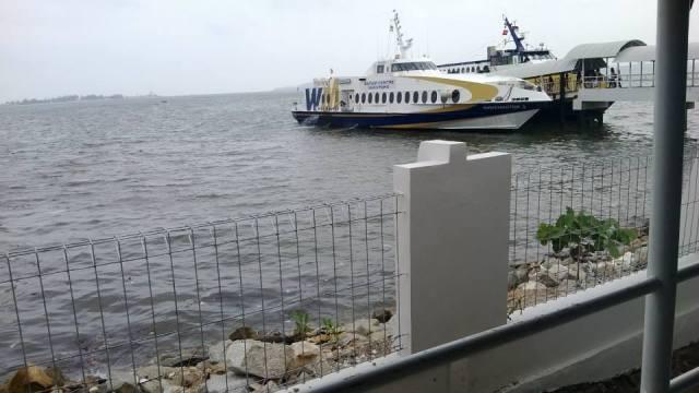 Our Batamfast ferry