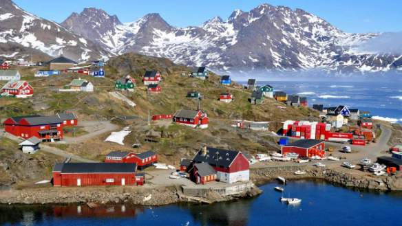 Greenland - A place with so many natural wonders