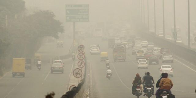 India's Smog Emergency