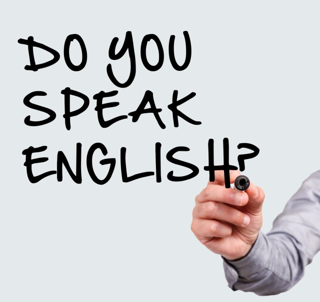 Speaking English can take you places